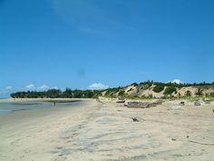Barra Beach, Mozambique