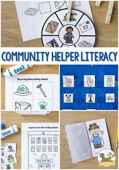 670 Best Preschool Literacy Images In 2019 Preschool Literacy