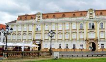 Timisoara Arts Museum | Tourism Banat Art Museum, Tourism, Louvre, Building, Travel, Turismo, Viajes, Museum Of Art, Buildings