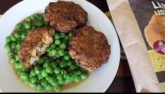 Sajtos-tejszínes zöldborsófőzelék 2.recept Beef, Food, Diets, Meat, Essen, Meals, Yemek, Eten, Steak