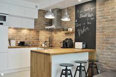 Kuchnia styl Skandynawski - zdjęcie od INTERJO projektowanie wnętrz i grafiki - Kuchnia - Styl Skandynawski - INTERJO projektowanie wnętrz i grafiki
