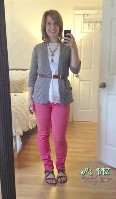 Ms. BBZ: Outfit Remix: Using What I Have To Dress For School