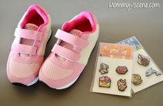 Fayvel Kids' Shoes are customizable! Check out the rreview - Mommy Scene