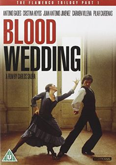 Watching Antonio Gades in Carlos Saura's flamenco trilogy - bliss for a rainy weekend! Musical Film, Dolby Digital, Film Posters, Tv Series, Musicals, Blood, Passion, Memes, Wedding