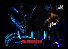 ALIEN EL REGRESOc