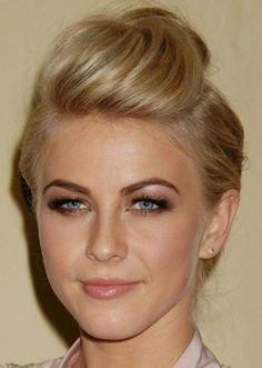 50 Best Updos for Short Hair   herinterest.com - Part 4