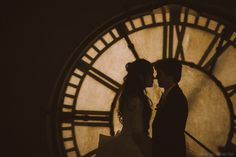 Wedding photo inside of a clock tower! #wedding-->this could be Azalea and Bradford!