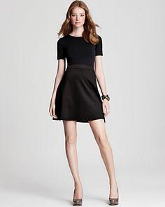 Theory Short Sleeve Dress - Vendlyn Tubular   Bloomingdale's#fn=spp%3D65%26ppp%3D96%26sp%3D1%26rid%3D61