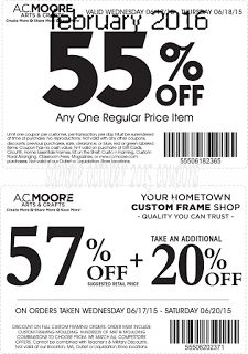 AC Moore Coupons Ends of Coupon Promo Codes MAY 2020 ! We and share create and more. Different Coupon types and it's use. Free Coupons Online, Free Printable Coupons, Ac Moore, Frame Shop, Printables, Hot, February 2016, October, Printable Templates
