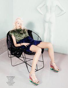 Sasha (Another Magazine)