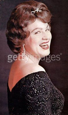 Patsy Cline is here, because her music crossed over many times on Rock and Roll Charts...Love Her...Her death was Tragic...A beautiful voice was gone....