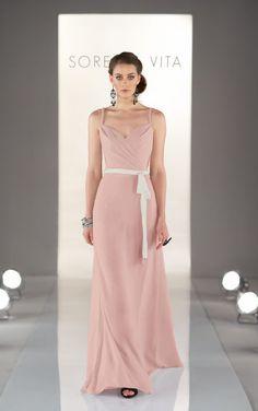 8386 Cute Bridesmaid Dresses by Sorella Vita