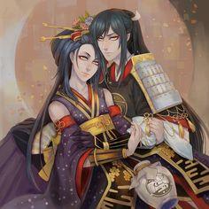 Touken Ranbu Characters, Manga Games, Fantasy World, Princess Zelda, Fan Art, History, Comics, Drawings, Illustration