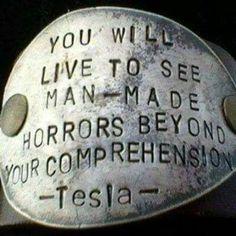 Tesla omen