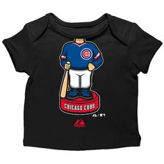 Show off your little Cubs in this Infant Trophy T-Shirt