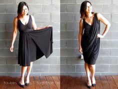 The Convertible Dress - Sacha Drake Catelyn dress