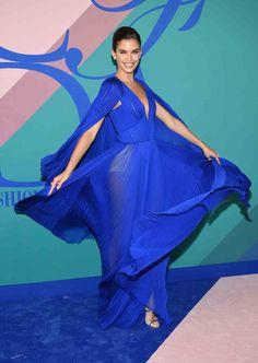 Las mejor vestidas de los CFDA Awards 2017 Sara Sampaio