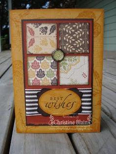 HAPPY HEART CARDS: STAMPIN' UP!'S AUTUMN-WINTER MINI CATALOGUE