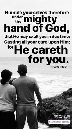 Bible Verses Kjv, Scripture Quotes, Cast All Your Cares, Humble Yourself, Daughters Of The King, Special Quotes, Bible Journal, Inspire Me, Pray