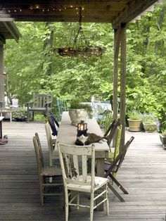 Repurposing Ideas for Outdoor Room Decor