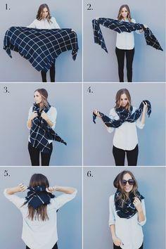 cool 50 Идей, как красиво завязать платок на шее разными способами (фото) Читай больше http://avrorra.com/kak-krasivo-zavyazat-platok-na-shee-raznymi-sposobami/