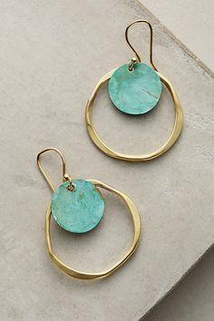Catalina Double Hoop Earrings