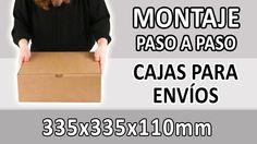 Ideal para envío de todo tipo de productos, prendas de ropa y complementos. Indicada para tiendas on-line y envíos postales (envíos por correos, mensajería, transportista, etc.): https://www.cajadecarton.es/cajas-para-envios/caja-para-envios-335x335x110mm?utm_source=Pinterest&utm_medium=social&utm_campaign=20160323-caja_335x335x110mm
