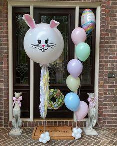Jumbo Balloons, Big Balloons, Happy Resurrection Sunday, Balloon Bouquet, San Antonio, Happy Easter, Bouquets, Profile, Boutique