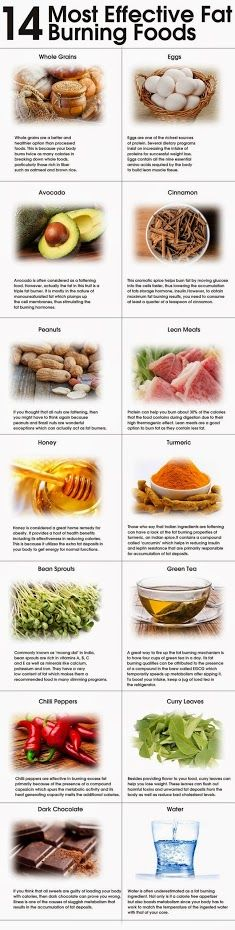 14 Most Effective Fat Burning Foods  YOUR HEALTH - Community - Google+
