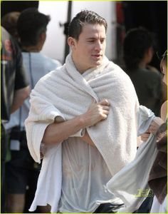 #channingtatum #TatumPhotoADay #Day3 #laborday:ontheset #September #TheVow