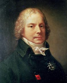 Charles Maurice de Talleyrand: was a French bishop, politician and diplomat. Due to a lame leg, he was not able to start a military career as expected by his family.