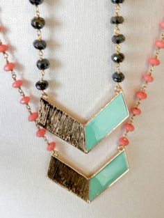 Lookie ... It's Spring at Chick's Picks March 14-17! Just Beautiful! Necklace.