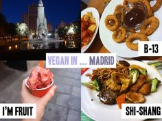 Are you staying in Madrid and don't know what to eat as a vegan? I was vegan in Madrid and found awesome restaurants! Let me show you! :)