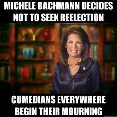 Stop Michelle Bachman!