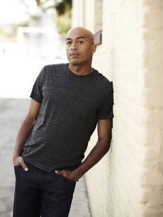 Recognize this handsome hunk? You've seen seasoned actor James Lesure stealing scenes all over the big and small screen in small roles, but this summer the spotlight is shining on him. Lesure stars in the new TBS show Men At Work which airs Thursdays at 10pm EST.