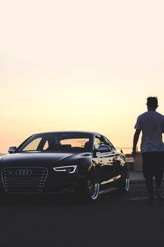 "envyavenue: ""Audi S5 | Photographer"""