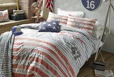 American Freshman Varsity Bedding