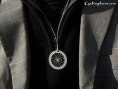 Bike Necklace   Cycling boom $5