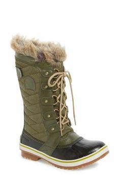 sorel tofino ii faux fur lined waterproof boot - Nordstrom Christmas Hours