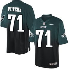 a963c7e2d Nike Eagles Jordan Matthews Midnight Green Black Men s Stitched NFL Elite  Fadeaway Fashion Jersey And Falcons Matt Ryan jersey
