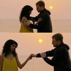 Wolfgang and Kala #sense8