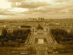 Parisian view point.