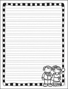 Hollywood Themed Writing Paper, End of Year Party, Celebration of Learning Handwriting Lines, End Of Year Party, Writing Paper, School Classroom, Elementary Schools, Celebration, Language, Hollywood, Education