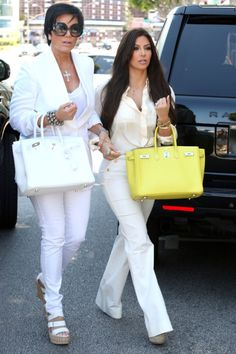 Kris Jenner Kim Kardashian Vera Wang Designer Wedding Dress Shopping