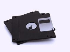 The dreaded floppy disk that used to bend in our bag and corrupt all of our files!