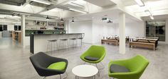 Lookout's London Offices