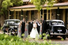 Wedding Hire Cars Adelaide - Photo Gallery