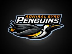 Admiral Byrd Penguins by Matt Kauzlarich