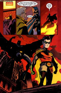 Batman: Streets of Gotham