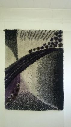 Rya Rug, Tapestries, Finland, Weaving, Textiles, Rugs, Wall, Crafts, Design